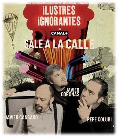 Ilustres Ignorantes e Ignatius Farray, noche de risas en El Batel